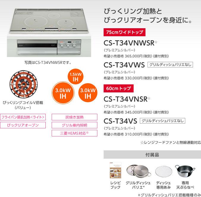びっくリングCS-T34VNWS