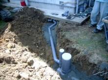 宅内排水設備改修5